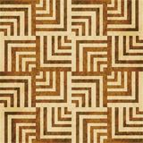 Retro brown watercolor texture grunge seamless background spiral Stock Photography