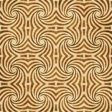 Retro brown watercolor texture grunge seamless background spiral Stock Images