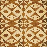 Retro brown watercolor texture grunge seamless background star. Retro brown watercolor texture grunge seamless background star triangle geometry kaleidoscope Stock Image