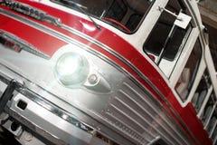 Retro bus. Stock Photo