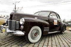 Retro- Cadillac Lizenzfreie Stockbilder