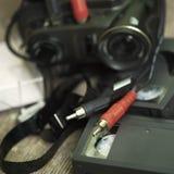 Retro Camcorder Stock Photo