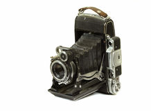 Retro camera Stock Image