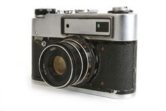 Free Retro Camera Royalty Free Stock Photos - 14191128