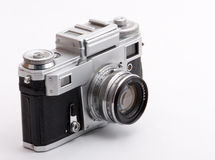 A Retro Camera Royalty Free Stock Photos