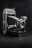 Retro camera Royalty-vrije Stock Fotografie