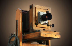 Retro camera Stock Fotografie