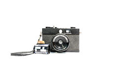 Retro camera film and Cartridge Camera film 35 mm Stock Photography