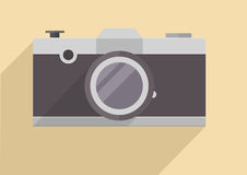 Retro camera Royalty Free Stock Photos