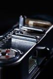 Retro camera Royalty Free Stock Photo