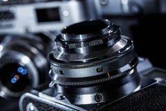 Retro camera Royalty Free Stock Photography