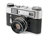 Retro camera Royalty Free Stock Images
