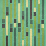 Retro Camouflage Stripes Pattern Textured Paper Royalty Free Stock Photo
