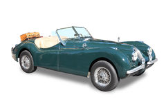 Retro the car Royalty Free Stock Photos