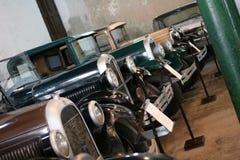 Retro car Stock Image