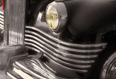 Retro car. Auto museum. Russia.In Vladivostok Royalty Free Stock Photography