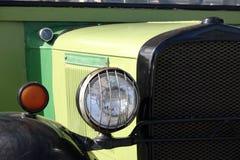 Retro car detail Royalty Free Stock Images