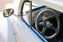 Retro car element Royalty Free Stock Photos