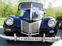 Retro car «FORD DELUXE», 1939 royalty free stock images