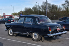 Retro car GAZ-21 Volga Stock Image