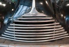 Retro car gitter Royalty Free Stock Image