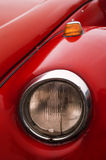 Retro Car Headlight Royalty Free Stock Images
