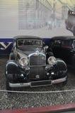 Retro car Mercedes Benz royalty free stock image