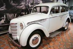 Retro car Moskvich. Stock Image