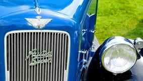 Retro car Royalty Free Stock Photo