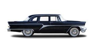 Retro car. Royalty Free Stock Image