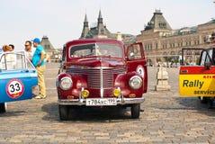Retro Car Opel Kapitan 1939 Royalty Free Stock Images