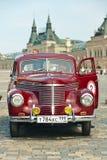 Retro Car Opel Kapitan 1939 Stock Image