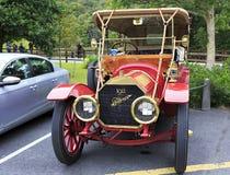 Retro car Pierce-Arrow Stock Photo