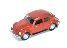 Retro car toy Royalty Free Stock Photos