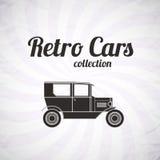 Retro car, vintage collection Stock Photo