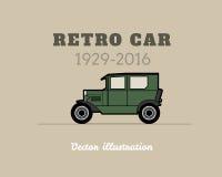 Retro car, vintage collection Royalty Free Stock Photos