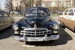 Retro car Volga Stock Photo