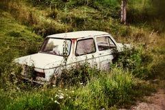 Retro car Zaporozhets ZAZ Royalty Free Stock Images