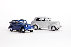 Retro cars Royalty Free Stock Image