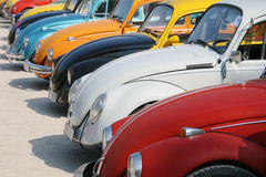 Retro cars Royalty Free Stock Images