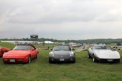 Retro Cars Stock Images