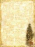 Retro cartolina d'auguri Fotografia Stock Libera da Diritti