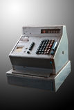 Retro cash register Stock Image
