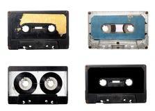 Retro cassetta audio Immagine Stock Libera da Diritti