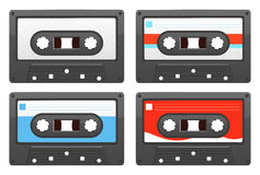 Retro cassette Stock Photo