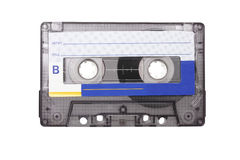Retro cassette tape royalty free stock photos