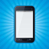 Retro Cellphone Background Royalty Free Stock Image