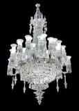 Retro chandelier Stock Photo