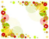 Retro Christmas Background 3 Royalty Free Stock Image