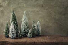 Retro christmas decoration Royalty Free Stock Photography
